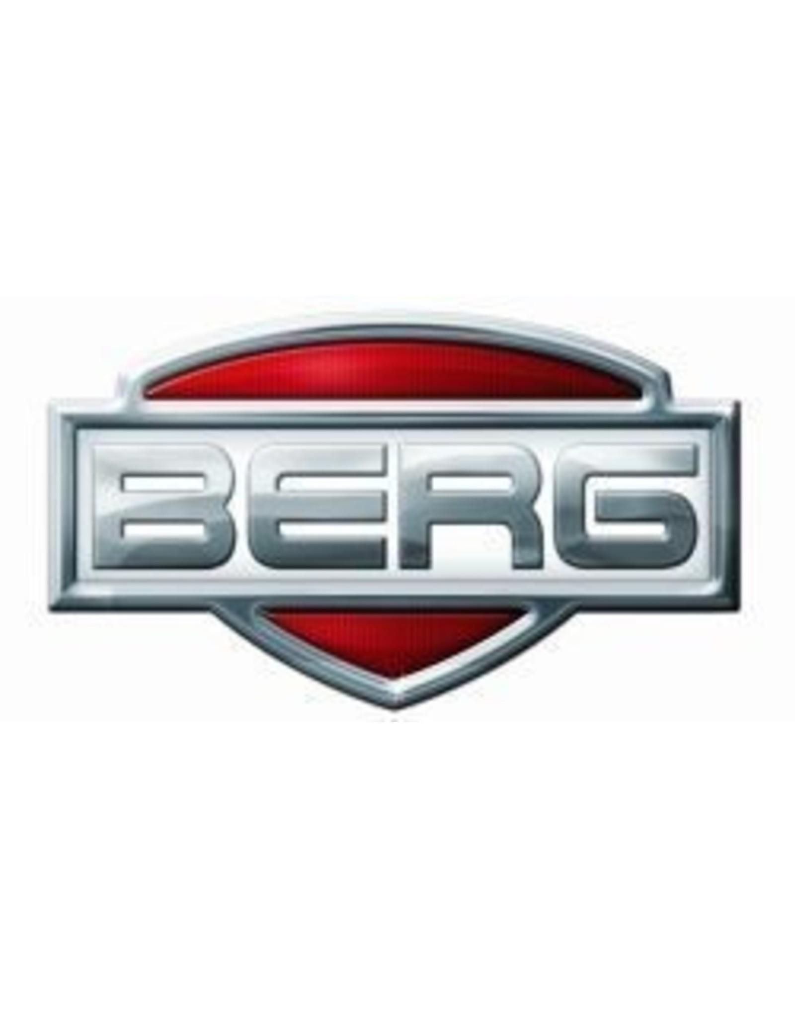 BERG BERG Kotflügel-set vorne Race - weiss