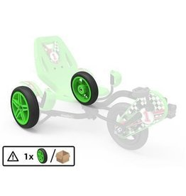 BERG BERG Wheel green 12.5x3.00-9 slick