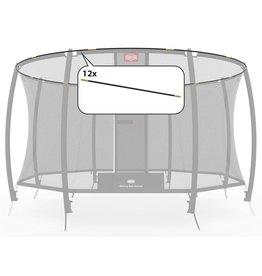 BERG BERG Safety Net Deluxe - Set tent tubes 430 (12x)
