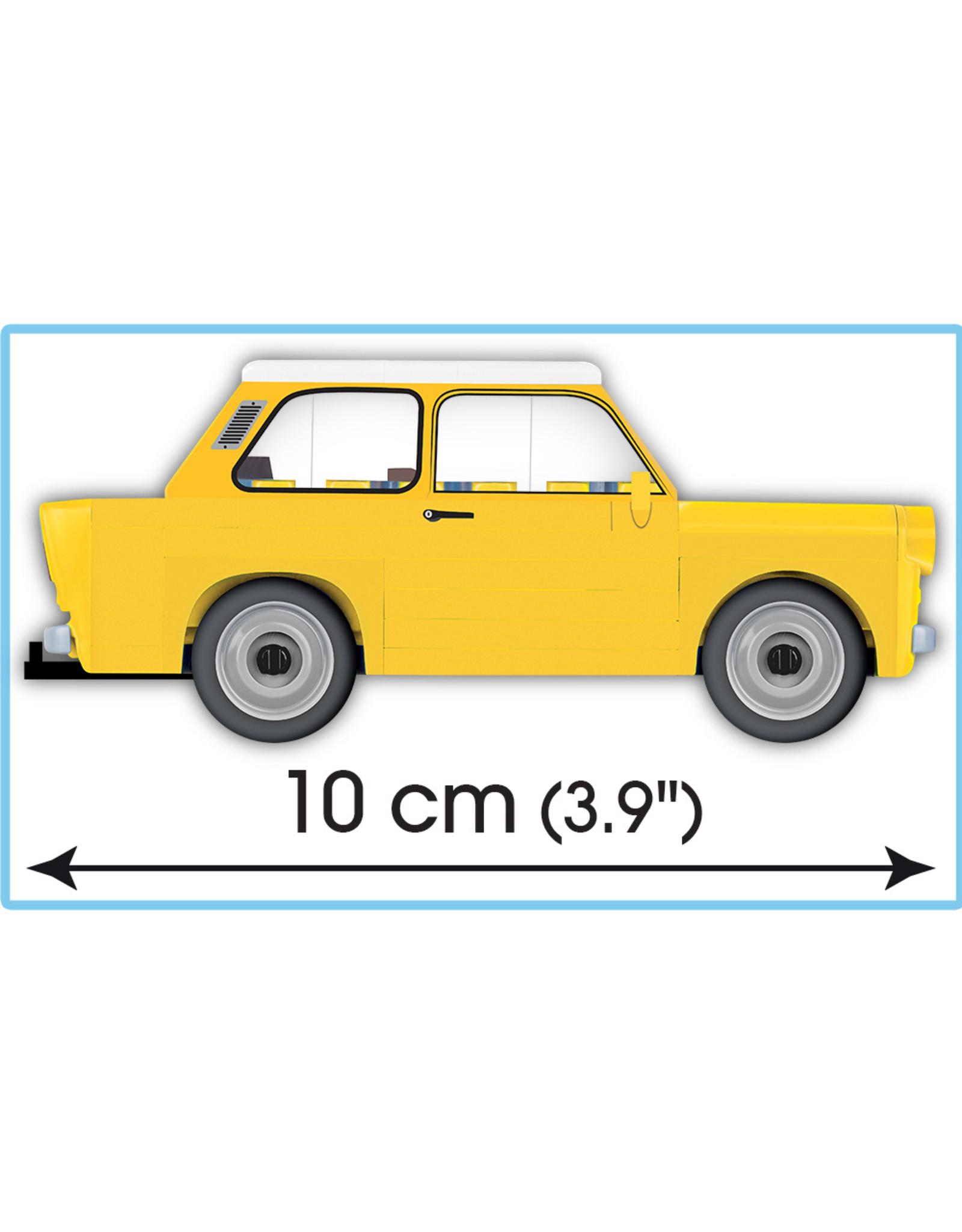 COBI COBI 24590 - Trabant 601 caravan