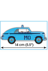 COBI COBI 24551 - Polizeiwagen Warszawa M20