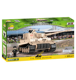 COBI COBI WW2 2519 - Tiger 131