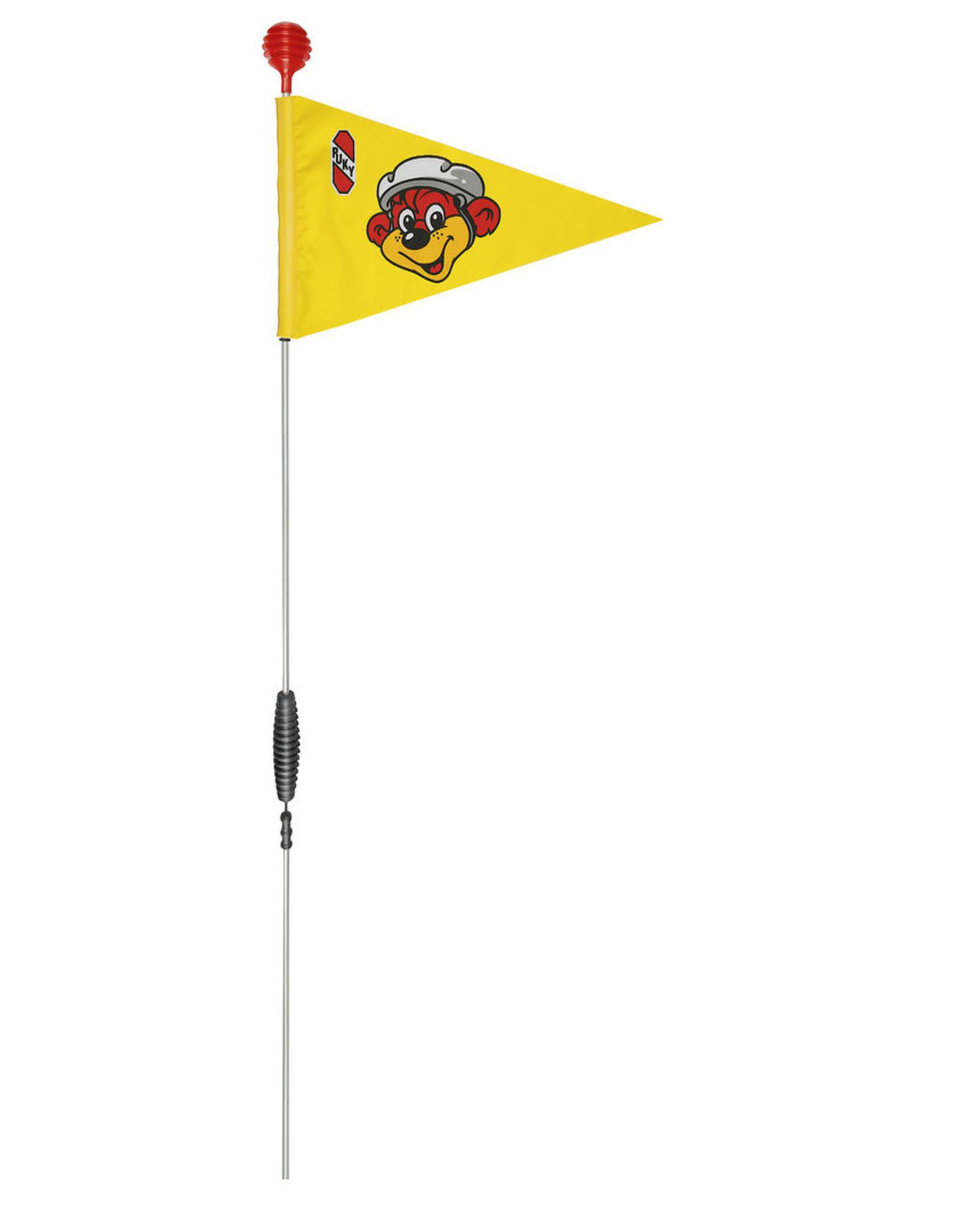 Puky Veiligheidsvlag SW3 geel - Altoys