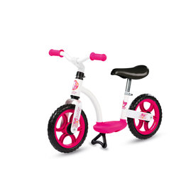 Smoby Smoby loopfiets roze