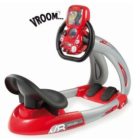 Smoby Smoby - V8 Driver with Smartphone Holder and Free Smoby App