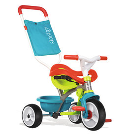 Smoby Be Move Comfort Blue - Tricycle