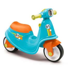Smoby Smoby - blauwe scooter