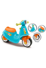 Smoby Smoby - blauwe scooter - loopfiets - Altoys