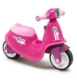 Smoby Smoby - roze scooter