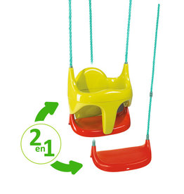 Smoby Smoby baby schommelstoel 2-in-1