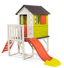 Smoby Smoby House on Stilts 810800  - Playhouse