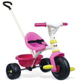 Smoby Smoby - Be Fun Roze - Driewieler