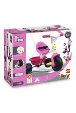 Smoby Smoby - Be Fun Roze - Driewieler - Altoys