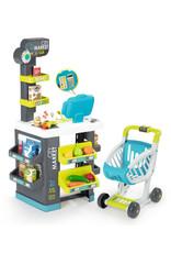 Smoby Mini-markt met winkelwagen - Speel winkel - Altoys