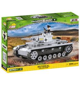 COBI Cobi WW2 2523 - Panzer III Ausf.E.