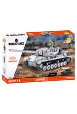 COBI COBI  World of Tanks 3037 Leopard I