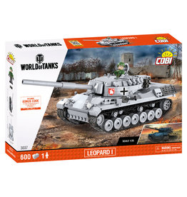 COBI COBI  World of Tanks 3037 Leopard I