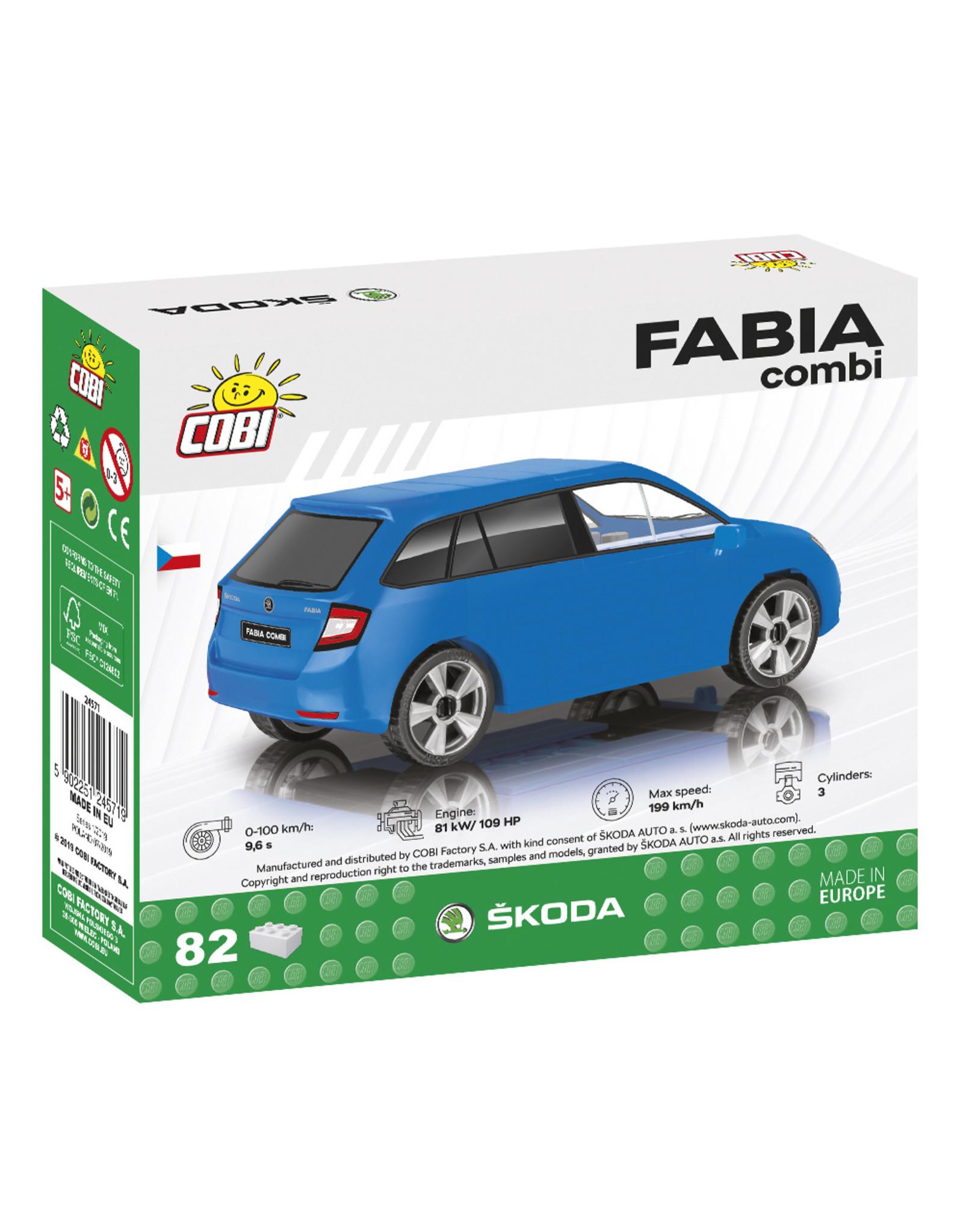 COBI COBI 24571 Skoda Fabia Combi
