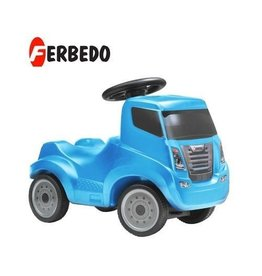 Ferbedo Ferbedo Looptruck Lightblue