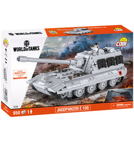 COBI COBI  World of Tanks 3036 Jagdpanzer E-100