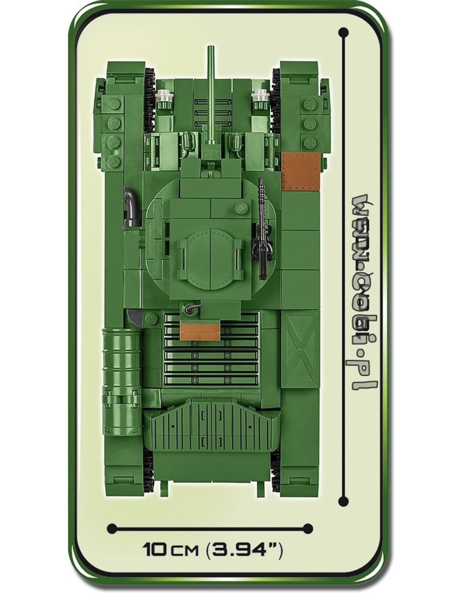 COBI Cobi WW2 2521 - Valentine MK.III