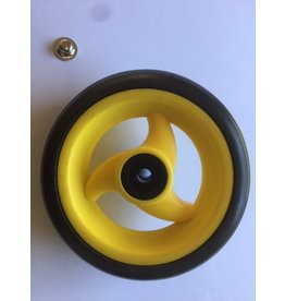 Puky Puky - rear wheel scooter R1 yellow