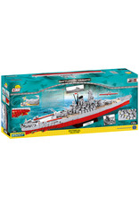 COBI COBI WW2 4814 Battleship Yamato