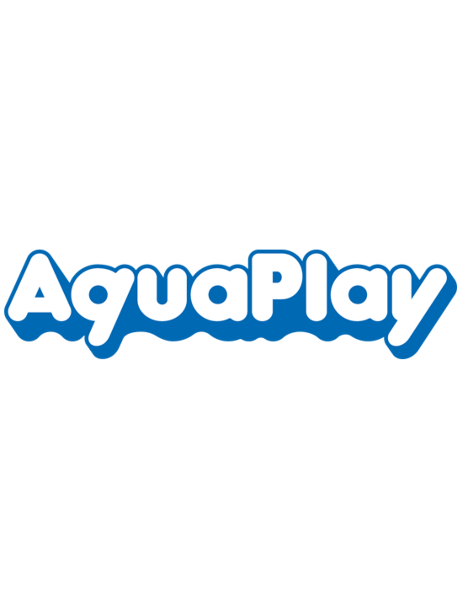 AquaPlay AquaPlay-kanaal eindstuk blauw