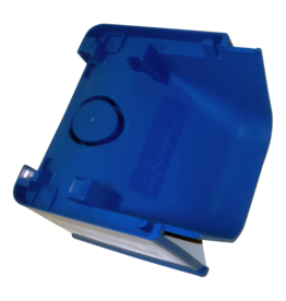 AquaPlay AquaPlay channel end piece blue