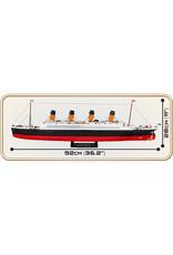 COBI COBI 1918 R.M.S. Titanic Limited Edition