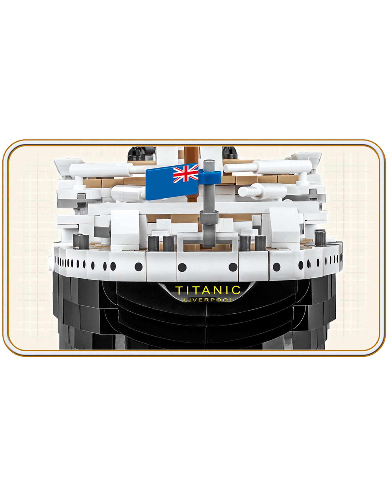 COBI COBI 1916 R.M.S. Titanic