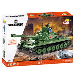 COBI COBI World of Tanks 3038 IS-7