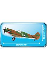 COBI COBI  WW2 5706 - Curtiss P40 Tomahawk
