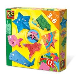 SES Creative Ik leer origami vouwen