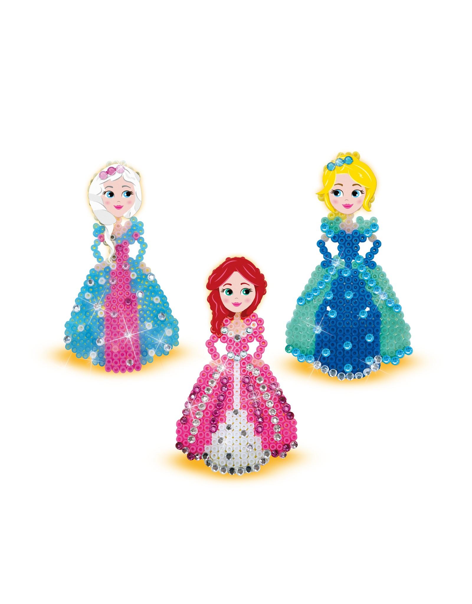 SES Creative *Beedz - Prinsessen diamant