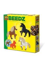 SES Creative *Beedz: Strijkkralen Paarden met manen