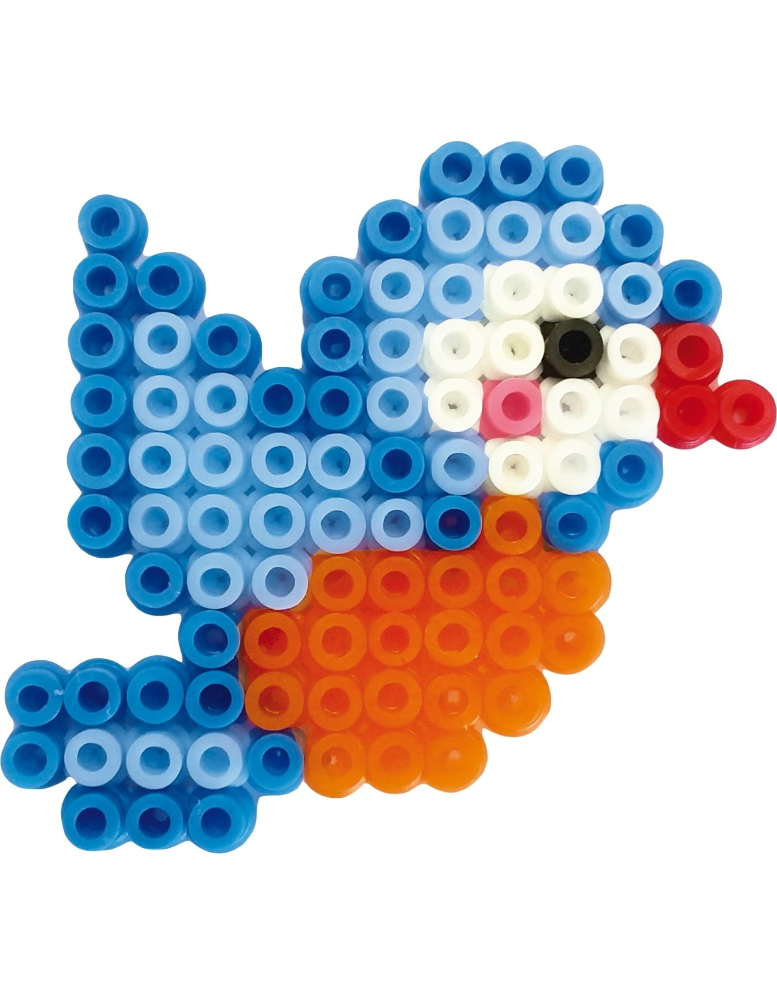 SES Creative Beedz - Strijkkralen vogels