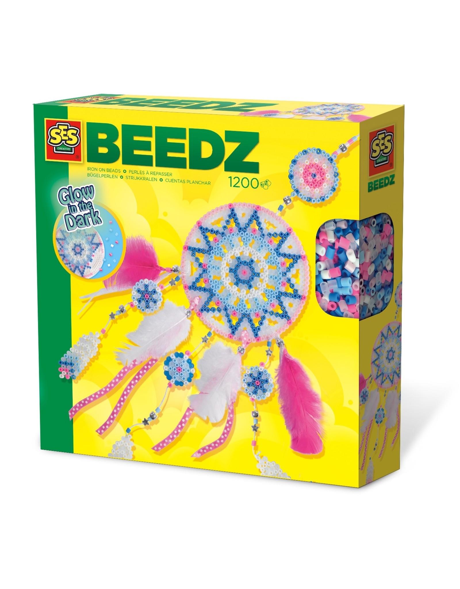 SES Creative Beedz - Bügelperlen Traumfänger