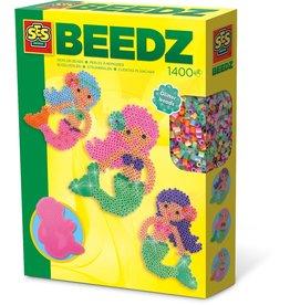 SES Creative Beedz - Strijkkralen zeemeermin