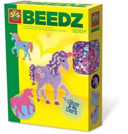 SES Creative Strijkkralen Fantasy paard