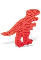SES Creative Bugelperlen Stiftplatte T-rex