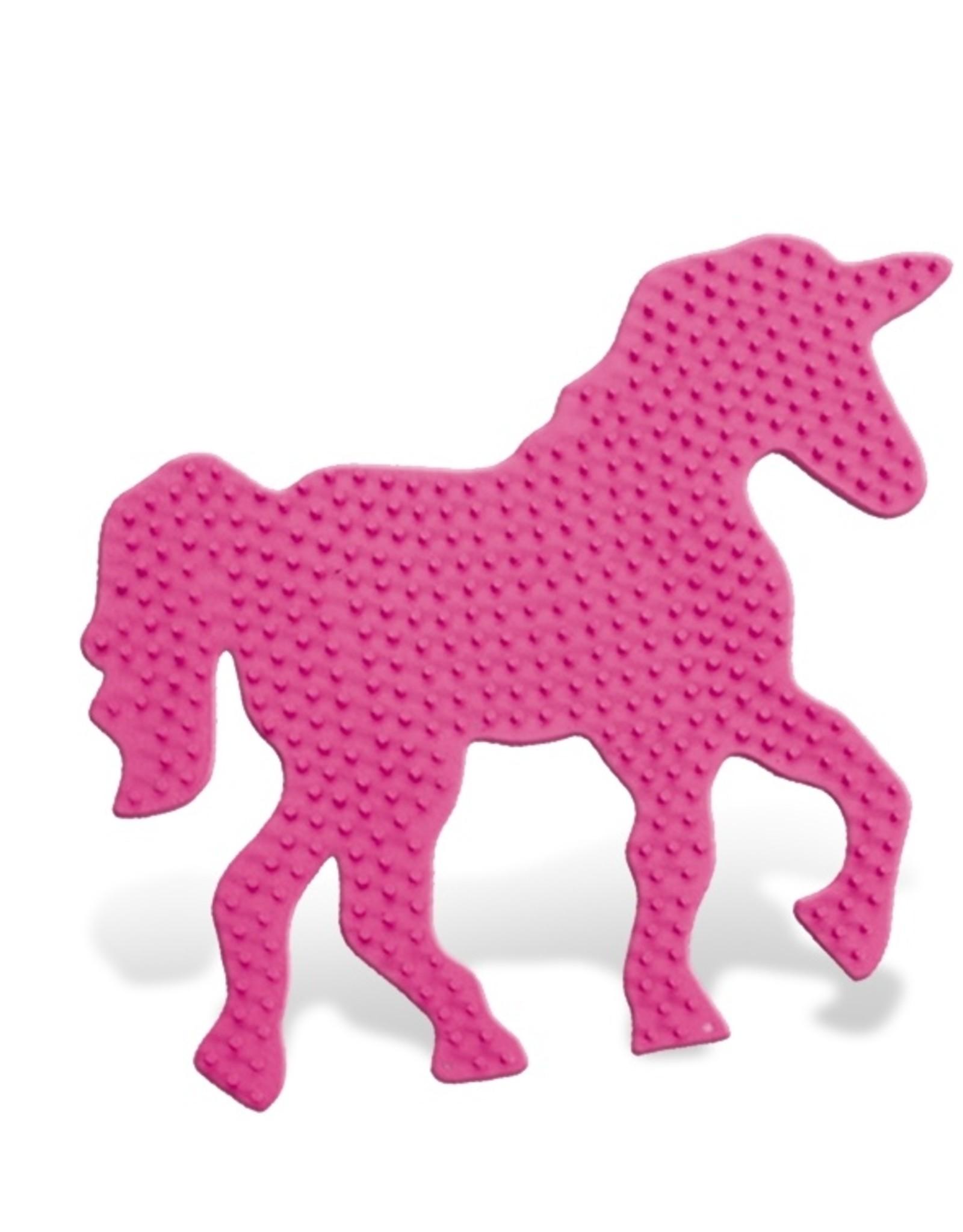 SES Creative Bügelperlen Stiftplatte Fantasy Pferd