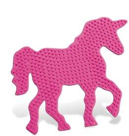 SES Creative Strijkkralenbord Fantasie paard