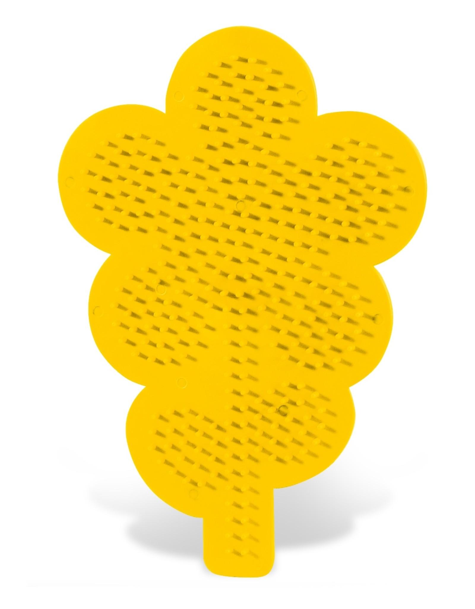 SES Creative Bügelperlen Stiftplatte Blume