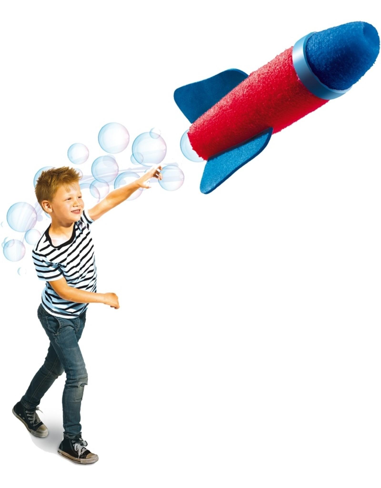 SES Creative Bubble Rocket - spoor van bellen