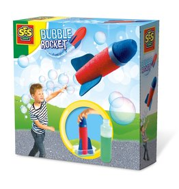 SES Creative Bubble Rocket - A trail of bubbles