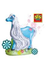 SES Creative Gieten en schilderen - Paard met manen