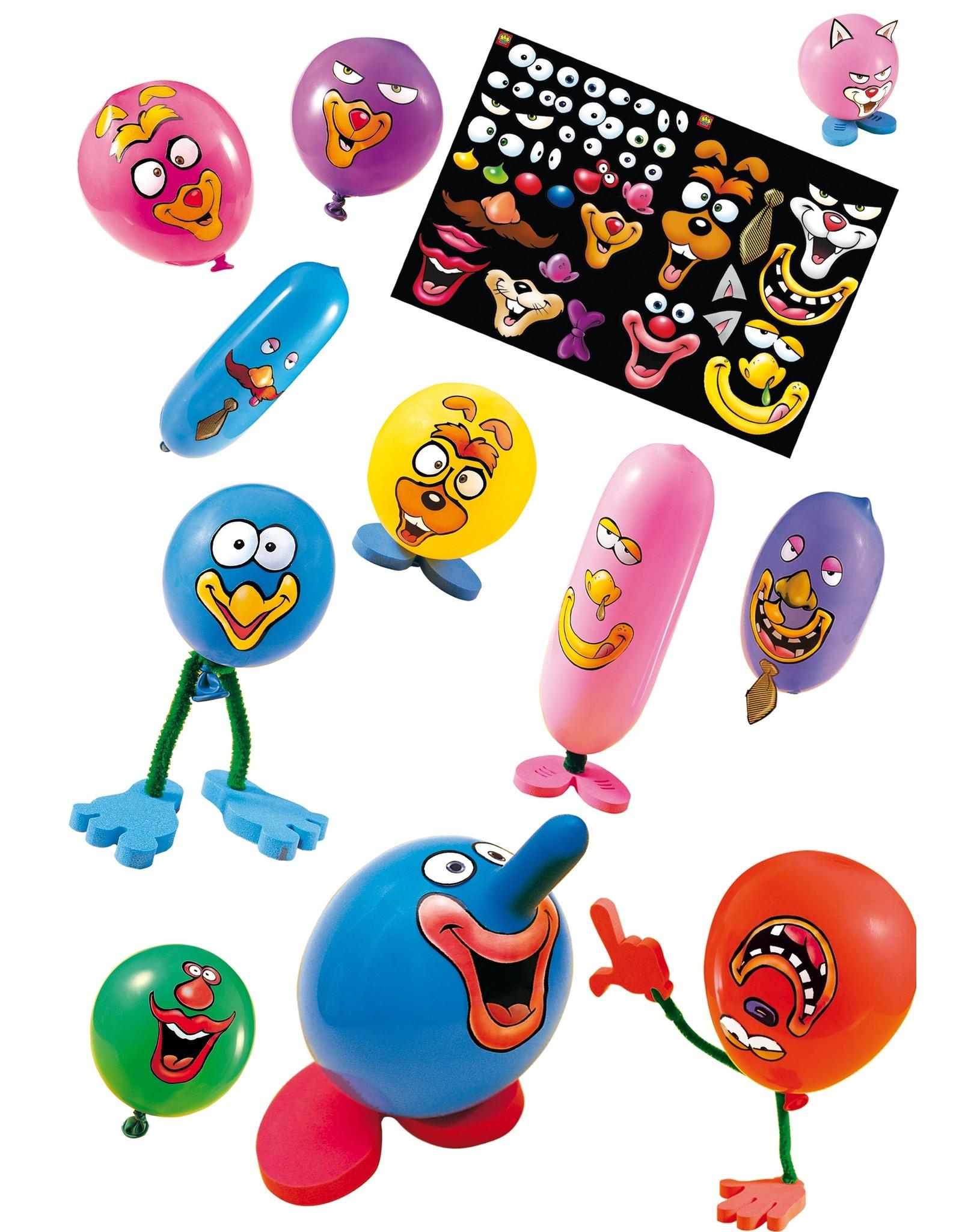 SES Creative Cartoon ballonnen