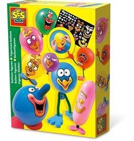 SES Creative Balloon figures