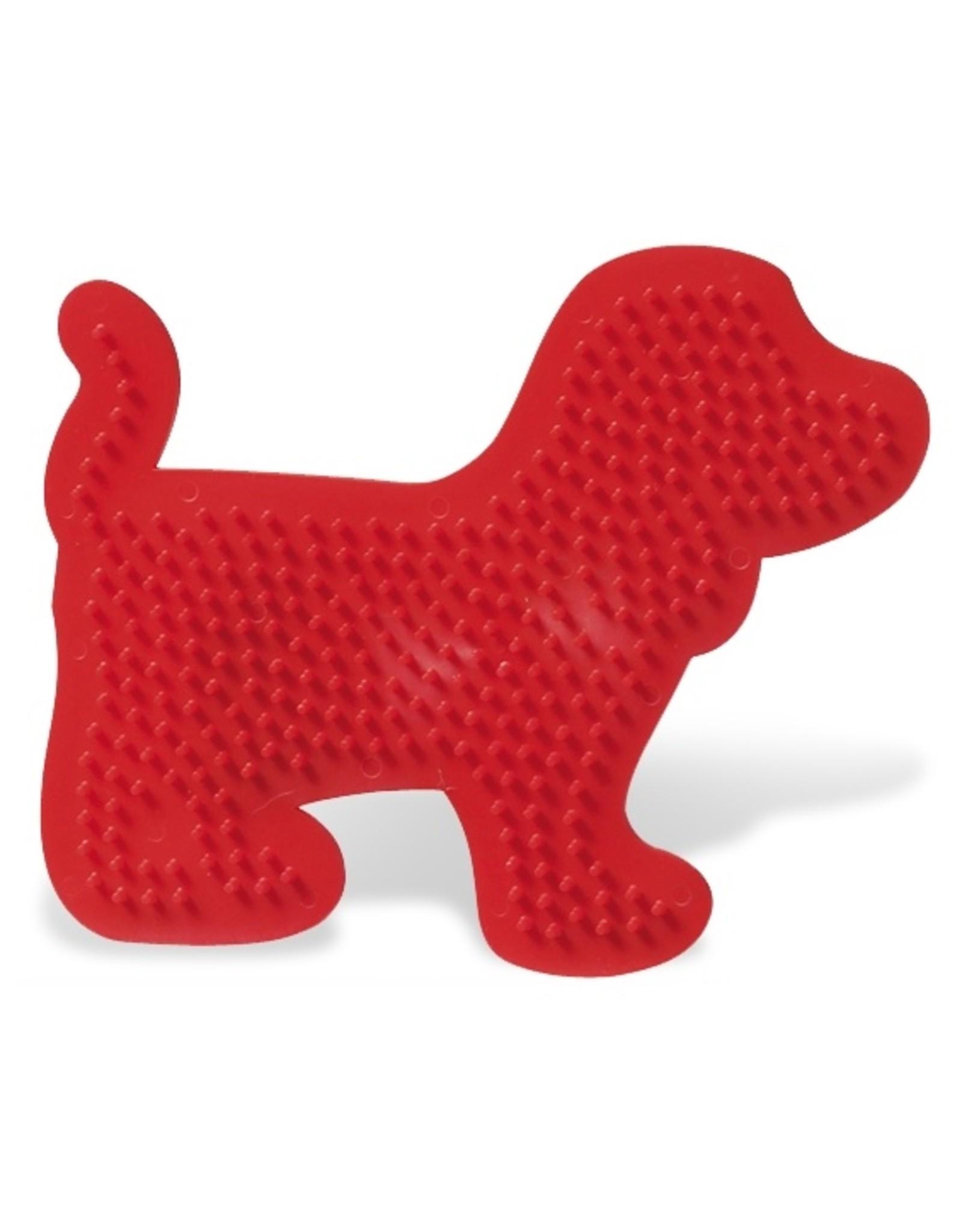 SES Creative Bügelperlen Stiftplatte Hund